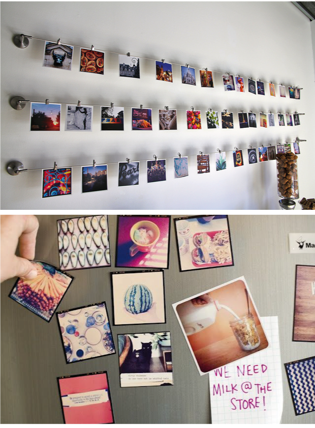 Ideas para decorar con Instagram - Emotions