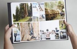 Photobook Deluxe Gold