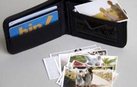 Foto billetera (12 unidades)