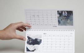 Calendario Escritorio Anillado