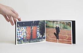 Photobook Pocket Cuero Vanol Café