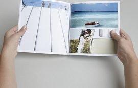 Photobook Revista Cuadrada Normal