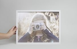 Foto Enmarcada Madera 30×40 Horizontal