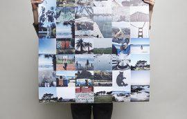 Poster Fotográfico 80×80