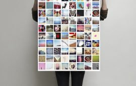 Poster Instagram 60×80 Vertical