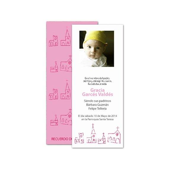 Santito Iglesia Mujer