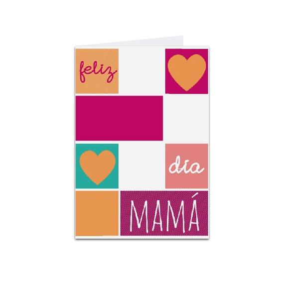 Tarjeta Vertical Mamá 1