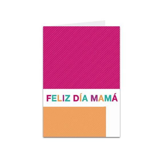 Tarjeta Vertical Mamá 2