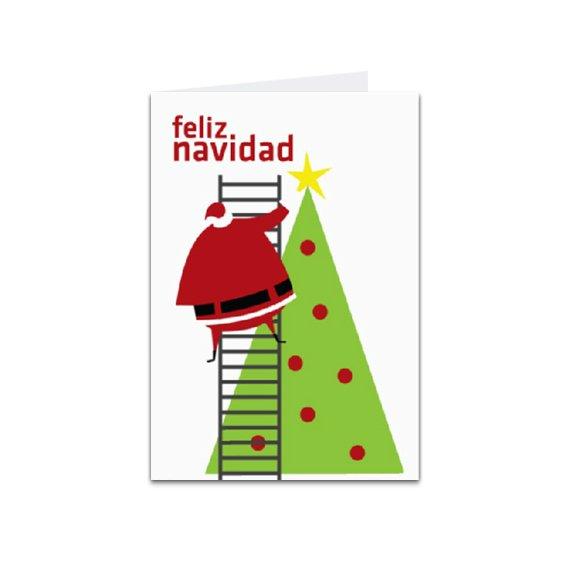 Díptica V. Navidad Árbol