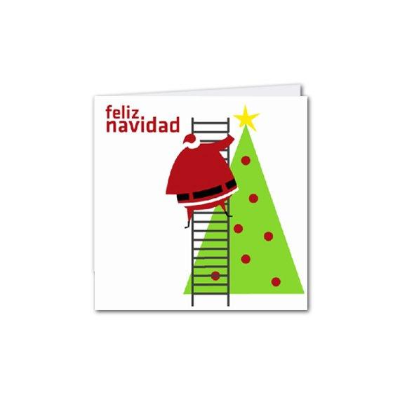 Díptica C. Navidad Árbol