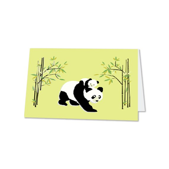 Panda Horizontal