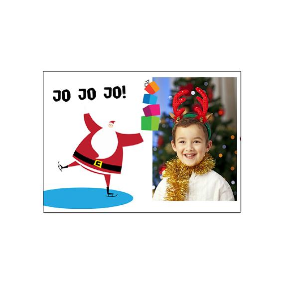 Postal Navidad Regalos
