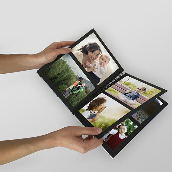Foto2 album fotos 2 emotions - Hacer un album de fotos casero ...