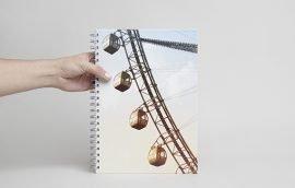 Cuaderno Grande Composición 7 mm.