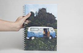 Cuaderno Grande Hoja Blanca