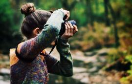 Ejercicios de fotografía para principiantes