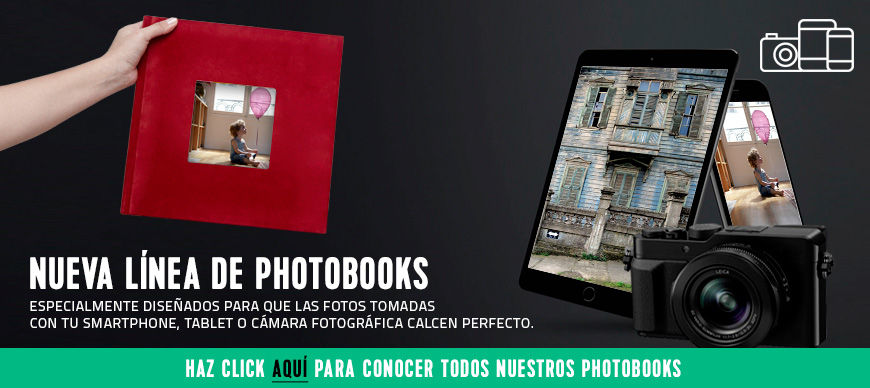 Photobooks Fotos Calce Perfecto
