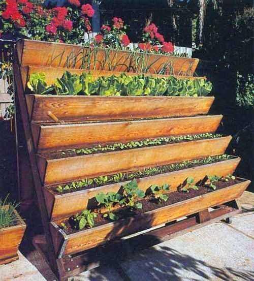 Jardinera Vertical Tipos e ideas de jardines verticales Emotions