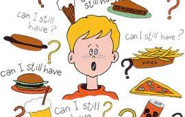 ¡Quiero comer sano!