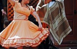 Se acercan las fiestas patrias, recordemos todos nuestros bailes típicos