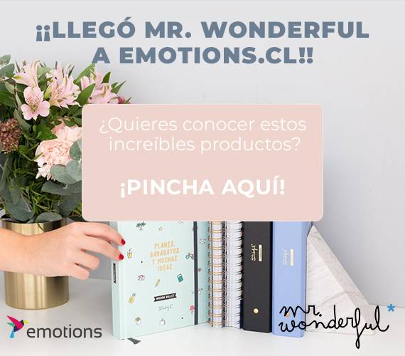 Mr. Wonderful, ¡ven a conocerlo!