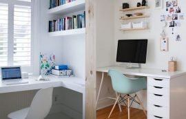 Ideas para tener un escritorio más alegre