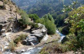 Paseos naturales en Santiago
