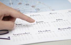 Calendarios personalizables: la mejor forma de organizarse