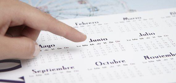calendarios personalizables