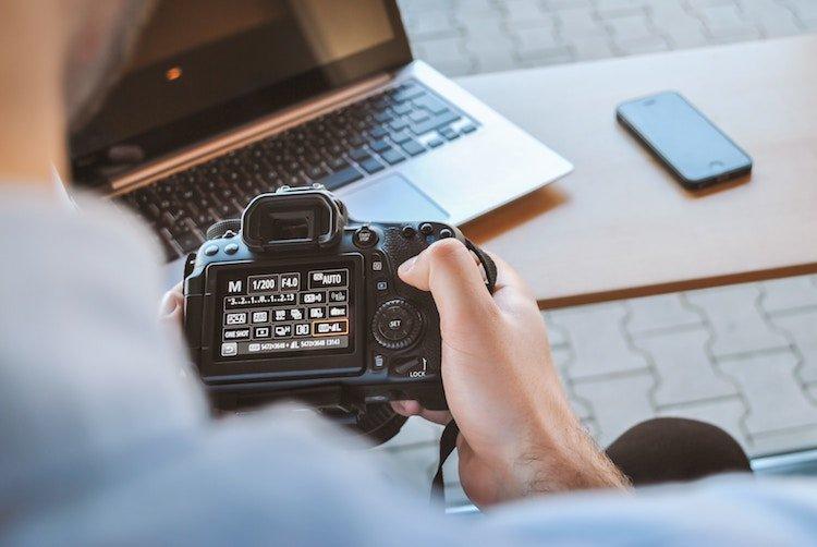 Curso fotografía online gratis