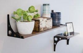 DIY: 5 tipos de repisas para decorar