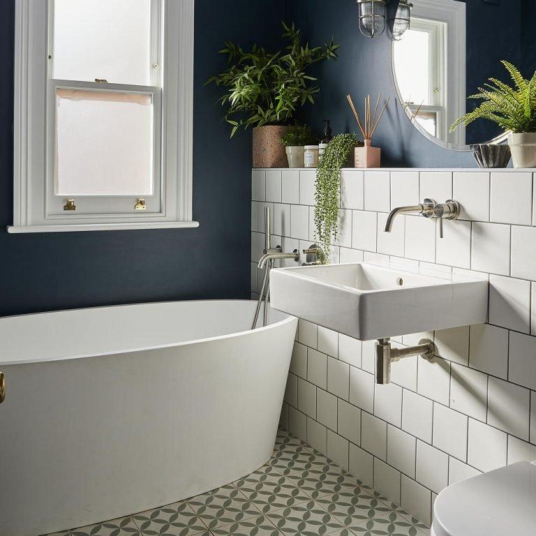 decora tu baño