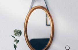 Dale personalidad a tu casa con espejos decorativos